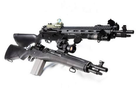 Фото: модульное стрелковое оружие, интересные факты