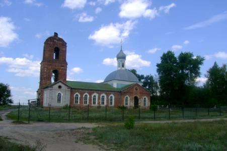 Фото: Вознесенская церковь Аношкино, интересные факты
