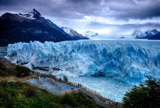 Фото: ледники Патагонии, интересные факты
