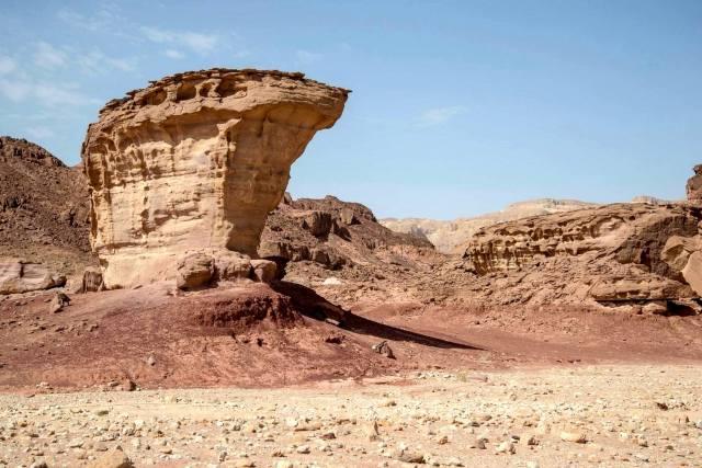 Фото: пустыня Негев — достопримечательности