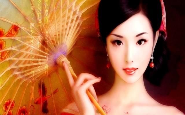 Фото: красота лица — японская методика