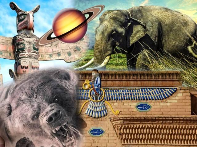 Фото: зороастрийский гороскоп на год Слона