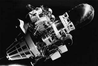 Фото: авария АМС Луна-4А, интересные факты