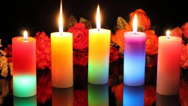 Фото: значение цвета свечи в магии