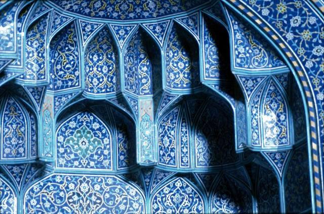 Фото: исламский орнамент — интересные факты