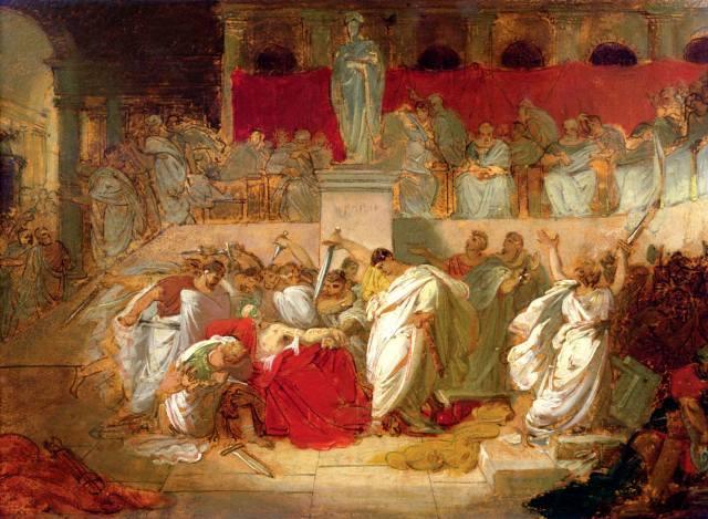 Фото: триумвират — резня в Риме, интересные факты
