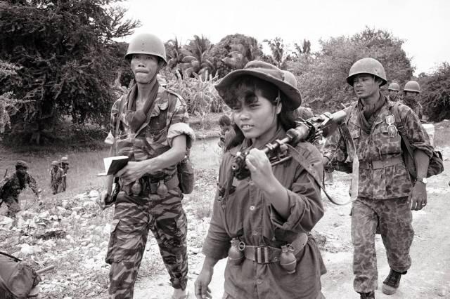Фото: кампучийско-вьетнамский конфликт, интересные факты