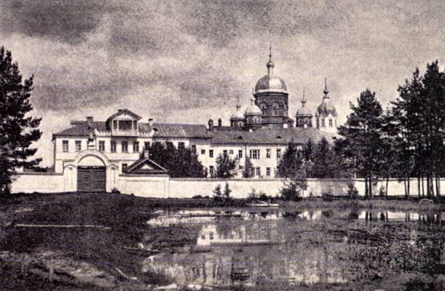 Фото: Леушинский Иоанно-Предтеченский женский монастырь