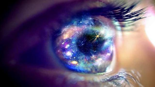 Фото: астральное зрение без глаз, интересные факты