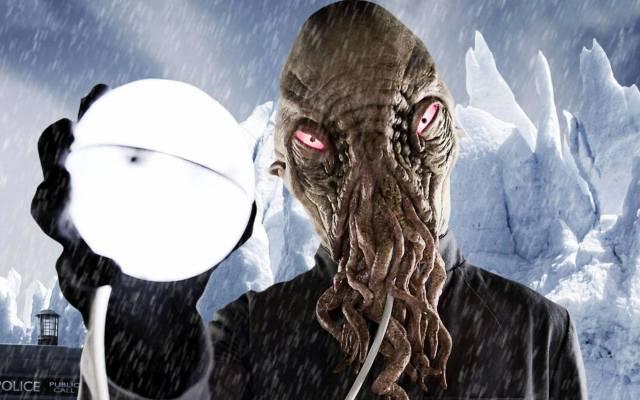 Фото: инопланетные врачи — интересные факты