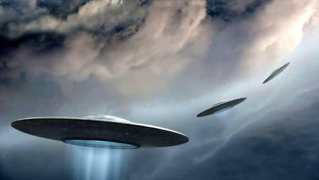 Фото: загадочные предупреждения НЛО, интересные факты