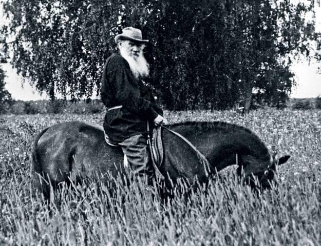 Фото: Лев Толстой на Волге — интересные факты