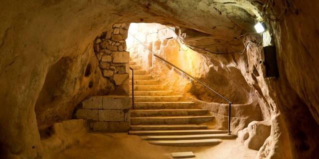 Фото: подземные города Каппадокии — интересные факты