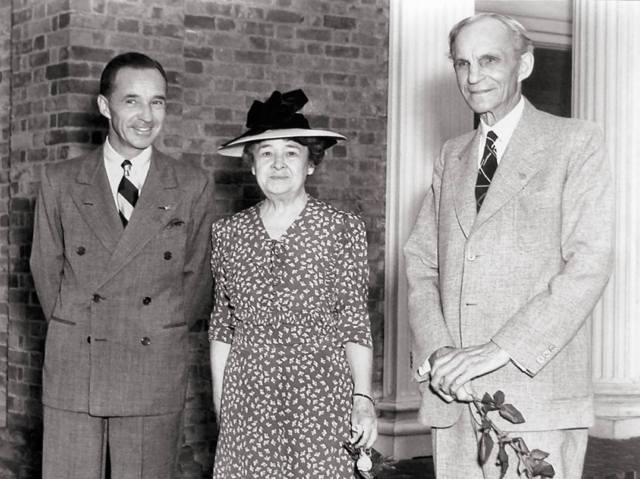 Фото: жена Генри Форда Клара Брайант — интересные факты