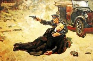 Фото: покушение на Ленина, интересные факты