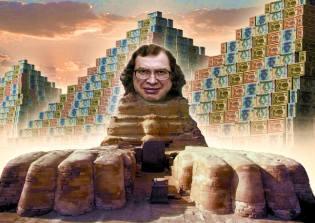 Фото: пирамида МММ Мавроди, интересные факты