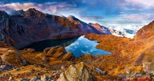 Фото: Озеро Госайкунда в Непале, интересные факты
