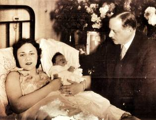 Фото: Имре Кальман с женой, интересные факты