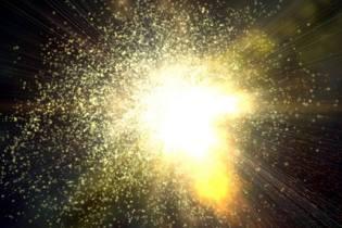 Фото: большой взрыв и реликтовое излучение