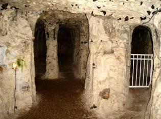 Фото: подземный город Наур, интересные факты