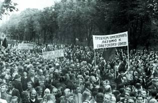 Фото: как Прибалтика вошла в состав СССР?