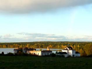 Фото: Кожозерский монастырь, интересные факты