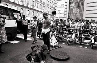 Фото: ограбление банка Сосьете Женераль