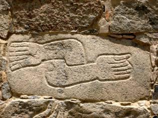 Фото: рисунки инков в городе Сечин — интересны факты