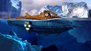 Фото: прототип капитана Немо — интересные факты