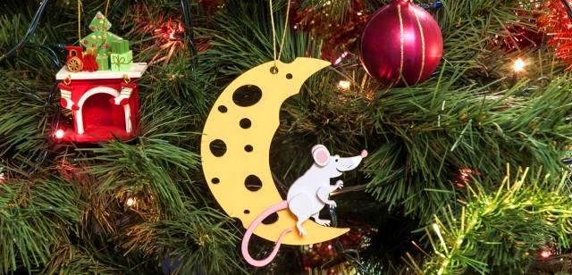 Фото: как украсить дом к Новому году Крысы?