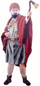 Фото: как выглядел человек бронзового века?
