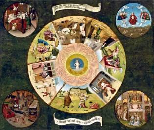 Фото: семь смертных грехов — интересные факты