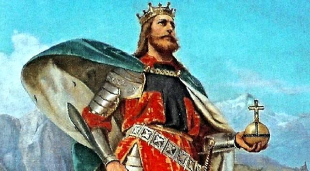 Фото: Святой Олаф, как норвежский король стал православным святым?