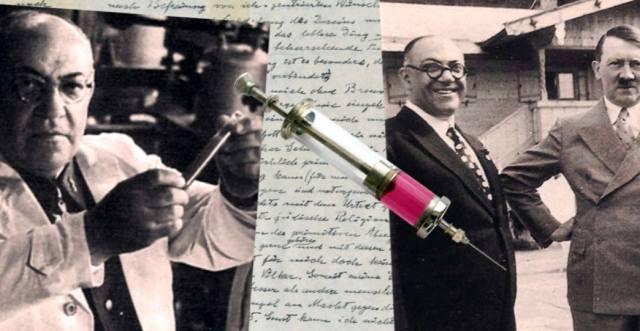 Фото: Гитлер и наркотики, как фюрер стал наркоманом