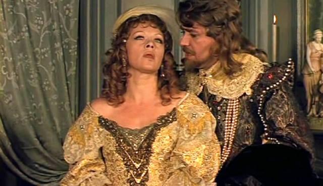 Фото: герцог Бекингем и Анна Австрийская — подлинная история с подвесками