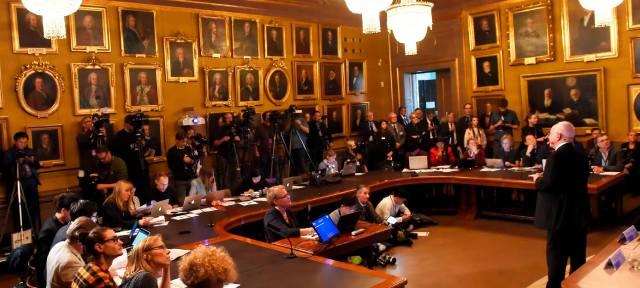 Фото: 10 ошибок Нобелевского комитета