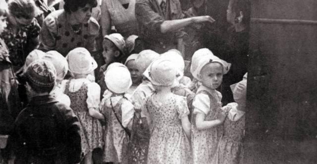 Фото: сколько платили родители за эвакуацию детей блокадного Ленинграда