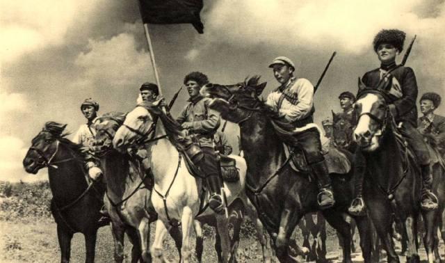 Фото: 1-я конная армия Будённого — неизвестные факты