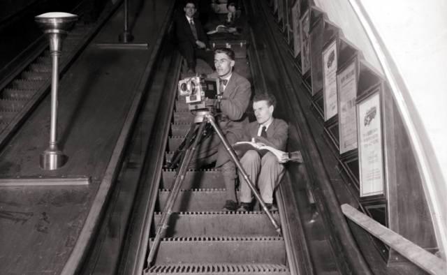 Фото: сколько СССР заплатил за эскалаторы для метро?