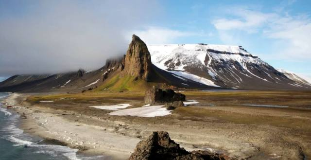Фото: архипелаг Земля Франца-Иосифа, как Арктика стала русской?