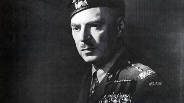 Фото: Владислав Андерс, армия генерала Польши