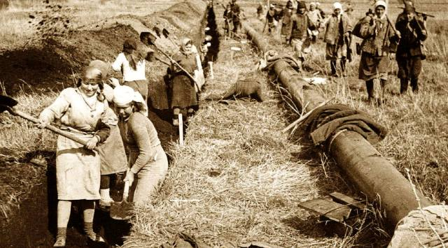 Фото: первый газопровод СССР, интересные факты