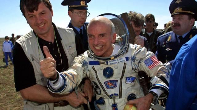 Фото: цена тура в космос для частного лица