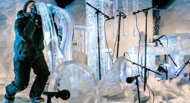 Фото: Фестиваль Ледяная музыка