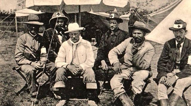 Русские добровольцы в Англо-бурской войне