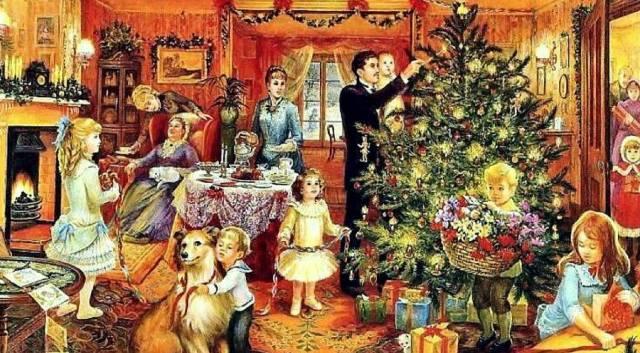 Новый Год — история возникновения праздника
