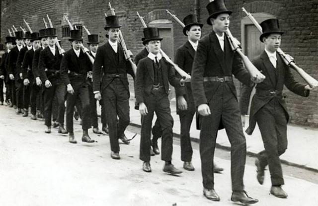 Как Англия спровоцировала Первую мировую войну