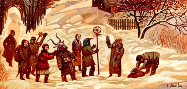 Святки — что это за праздник и как его отмечают
