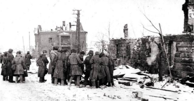 Великолукская наступательная операция 1942-1943