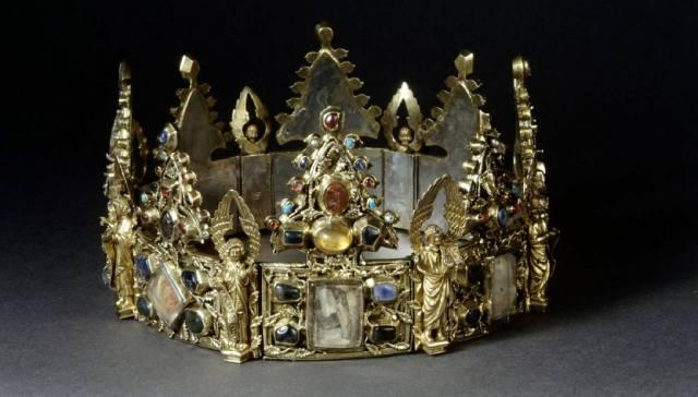 Корона Людовика Святого